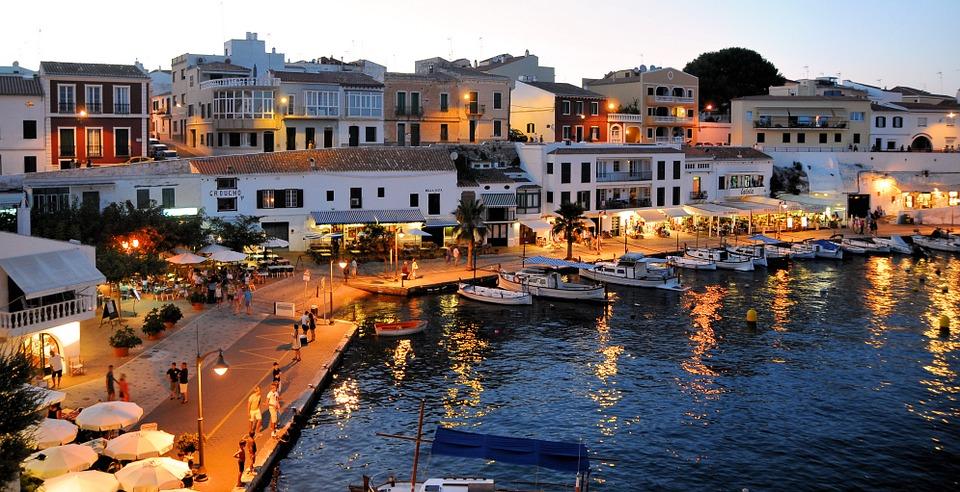 Havn i Spanien