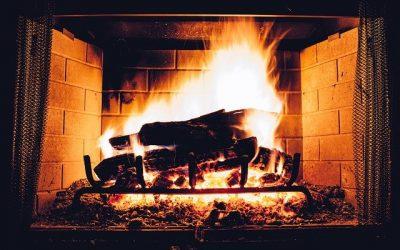 Opvarmning af hus gennem tiden