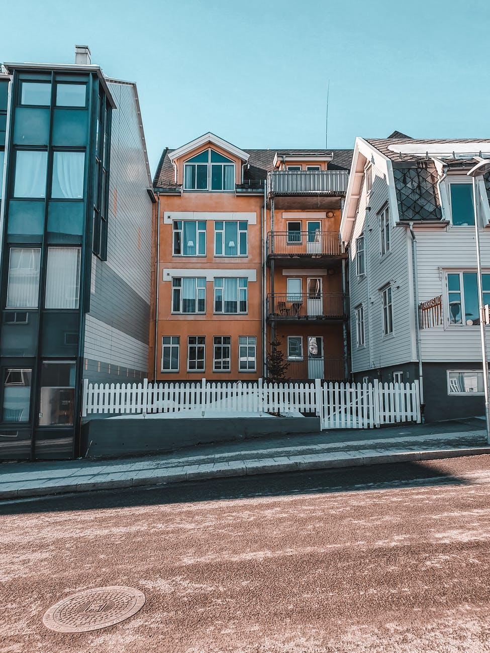 Gamle bygninger