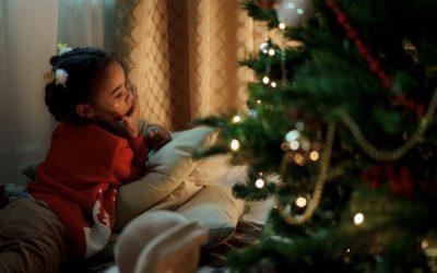 Sådan blev juletræet en tradition